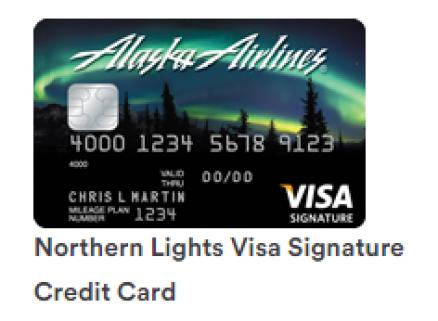 Alaska Visa card (1)