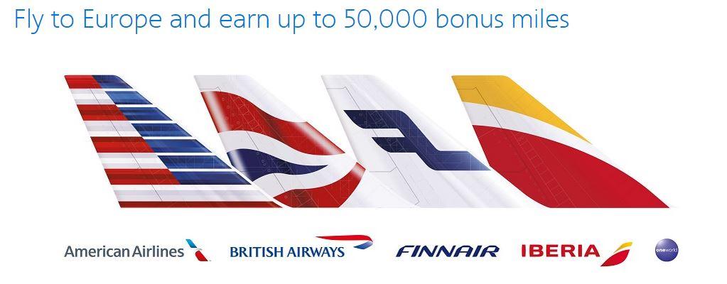 AA europe Businss class bonus