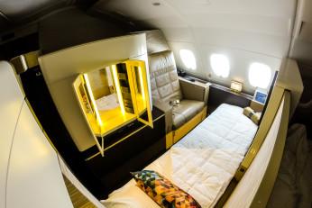 Etihad A380 First 2