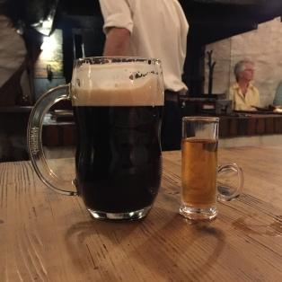 啤酒加上甜酒
