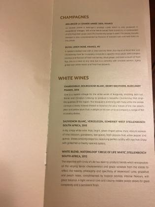 香檳跟白酒