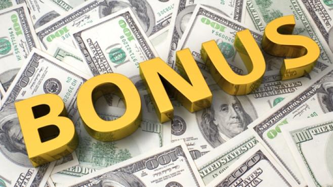 Signon bonus
