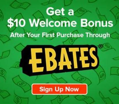 Ebates sign up
