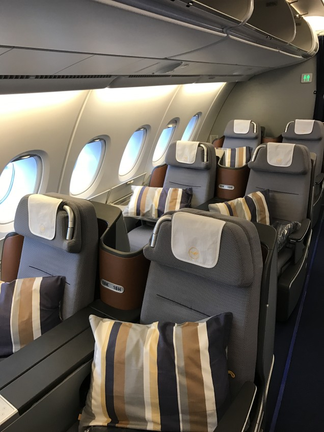 LH A380 Business