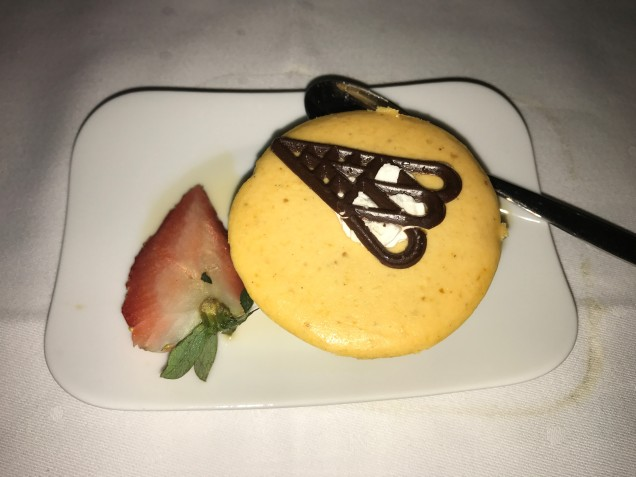 Meal 1 - Dessert